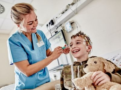 Funktionsdiagnostik und EEG Diakonie Kork